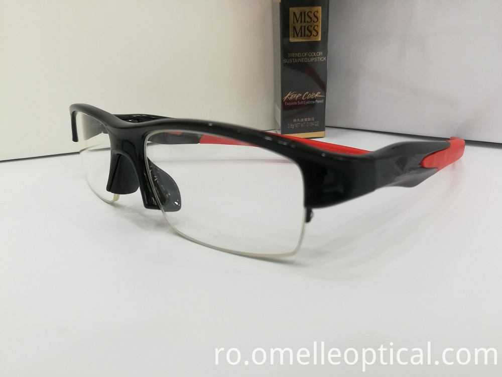 Half Frame Optical Glasses