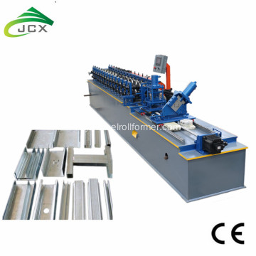 Drywall Use Stud en Track Making Machine