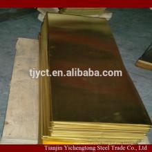 CuZn37 brass sheet factory price