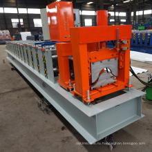Китай производство Африка Гана гидравлические арки кафелем угол стальной плитки делая линию крен крышки риджа формируя машину для крыши
