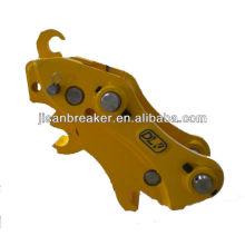 Coupleur rapide hydraulique d'attache rapide pour l'excavatrice de Kobelco