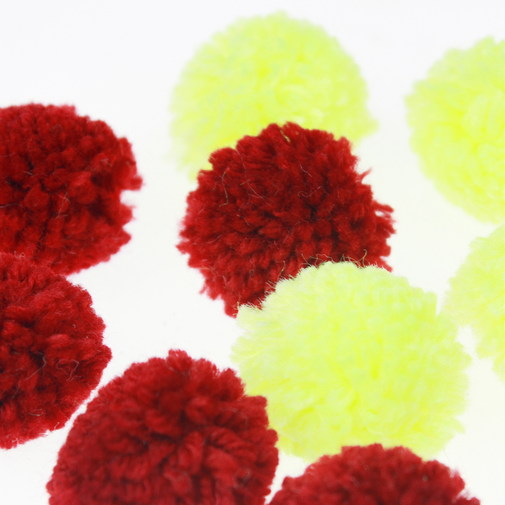 Customized Craft Pompom