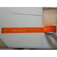 Fita de impressão com logotipo marca Nome da empresa Fita de embalagem adesivo BOPP