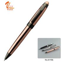 Подарочная металлическая роликовая ручка