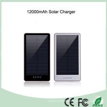 Linterna de silicona resistente al agua Solar 12000mAh Power Bank (SC-1688)