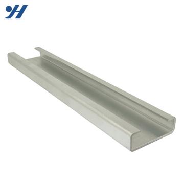 Canal estrutural do aço C do fornecedor estrutural do aço estrutural de JIS do Constructional