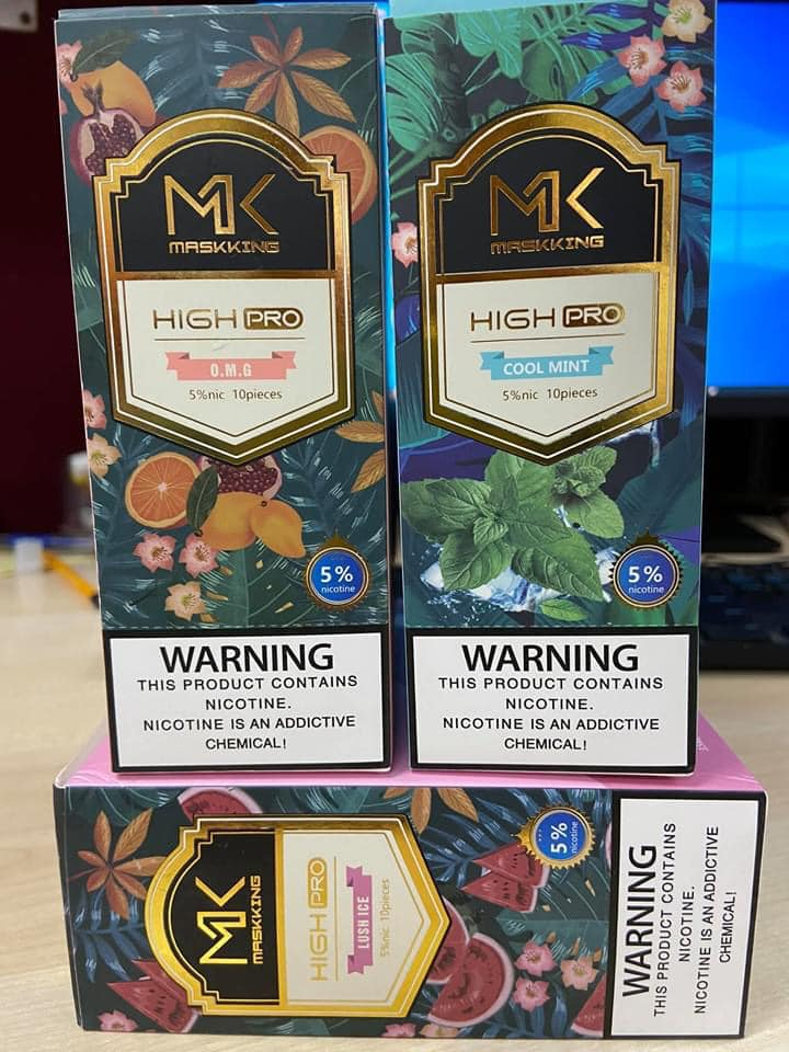 Australia Maskking HIgh PRO1000PUFFS