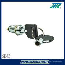 12mm diameter micro electrical panel Key Switch Lock