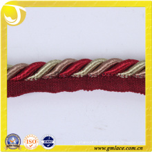customized cotton Rope for Cushion Decor Sofa Decor Living Room Bed Room