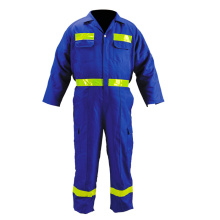 Workwear Uniforms with PVC Reflective Tape