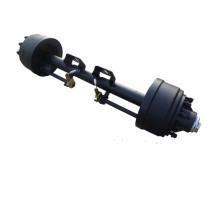 Standard Size Outboard Brake Drum Semi Trailer Axles