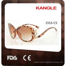 2017 óculos de sol personalizados de plástico