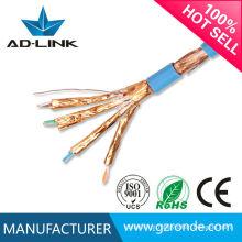 O melhor cabo do LAN do preço SFTP SSTP STP cabo de cobre contínuo do gato 7