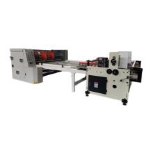 manual feeding corrugated cardboard cutting creasing machine