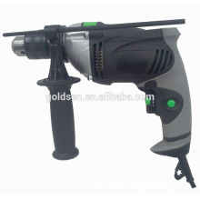 GOLDENTOOL 13mm 710w Aluminum Housing Portable Power Core Drilling Hand Drill Machine Handheld Electric Impact Drill 13mm