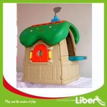 Indoor Outdoor Plastic Children Playhouses LE.WS.005