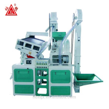 CTNM 15 paddy processing plant/mini rice milling machine