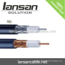 Atenuação do cabo coaxial rg8 de alta qualidade