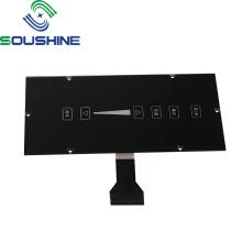 Interruptor de membrana con teclado táctil capacitivo FPC / PCB