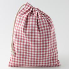 Wholesale nylon drawstring gift pouches