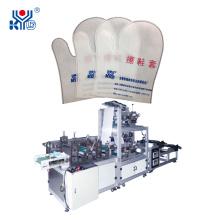 Línea de producción de fabricación de máquinas de cubiertas de zapatos limpias no tejidas de eliminación de nueva marca