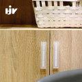 Children Furniture Cabinet Handleds Door Knob Baby Children's Room Drawer Pulls Soft PVC Door Handles Kitchen Cabinet