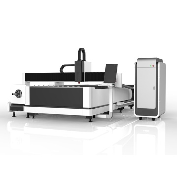 Metal Tube And Plate Rotary Laser Cutting Machine