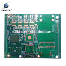 Espessura de 0.35mm 4 camadas da placa do PWB fr4