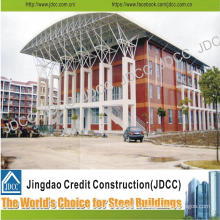 China Jdcc Light Steel Structure Multi-Storey Apartment Building