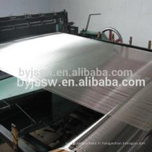 Maille en acier inoxydable de 50 microns (fabrication)