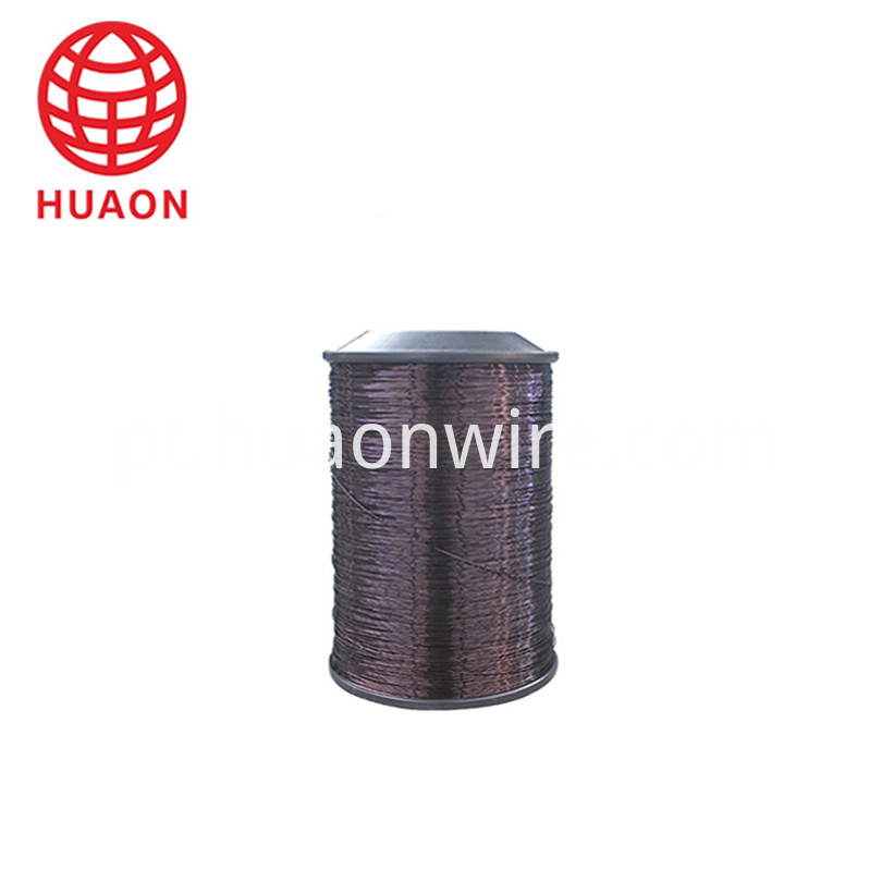 EIW Automobile Coil Enameled Aluminium Round Wire Factory