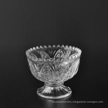 Wholesale Kitchenware Glass Salad Bowl