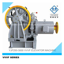 5 Ton VVVF Geared LIFT MACHINE