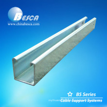 Aluminum Unistrut Channel made in China