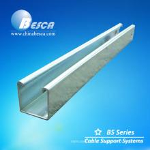 Canal Unistrut de Alumínio fabricado na China