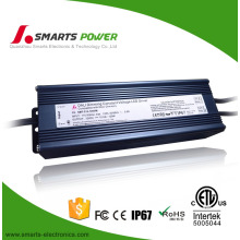 ip67 CV 120w 10A metal case DALI dimmable waterproof led driver