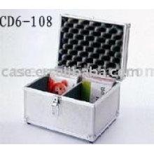 Aluminium CD-Halter