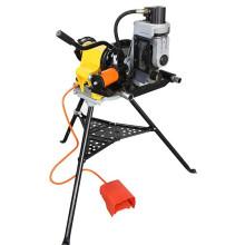 YG12A hydraulic pipe grooving machine/steel pipe grooving machine(918 type)