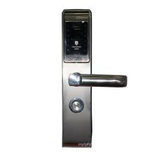 high precision smart card lock for security door/metal door/villa door