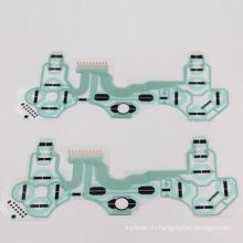 Замена PCB регулятора контактной площадки Flex кабель Проводная пленка лента печатной платы для PS3 контроллер ремонт часть