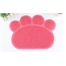 Pet Cat Litter Mat с лапой