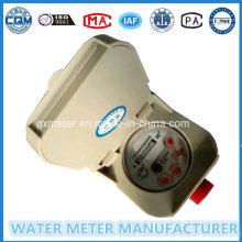 Dn15mm RF Card Prepaid Tipo Smart Medidor de Água