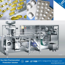 High-Speed Automatic Capsule/Tablet Blister Packing Machine