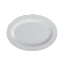 "Melamine""Invisible Series""Melamine Oval Plate/Durability Tableware (WT309)"