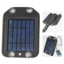 2016 High Efficiency Waterproof Outdoor Solar Panel Mobile Phone Charger