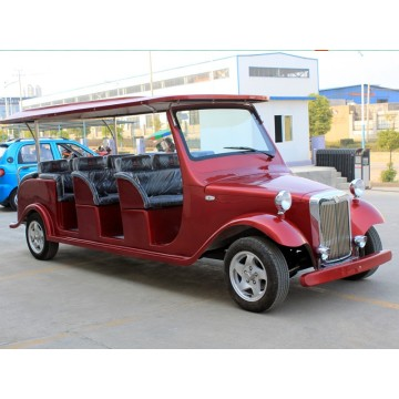 8 Seaters Electric Classic Samochód na wesele