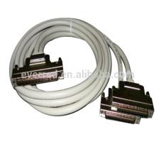 SCSI 100Pin para 68P macho * 2 Splitter Cable