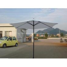 Waterproof Polyester Patio Sun Straight Market Umbrella
