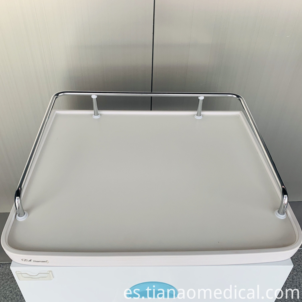 Hospital Aluminum Alloy Instument Trolley