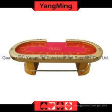 Золото СИД Техасский покер стол казино (Юм-TB015)